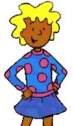 Patty Maionese - Morena de cabelos loiros